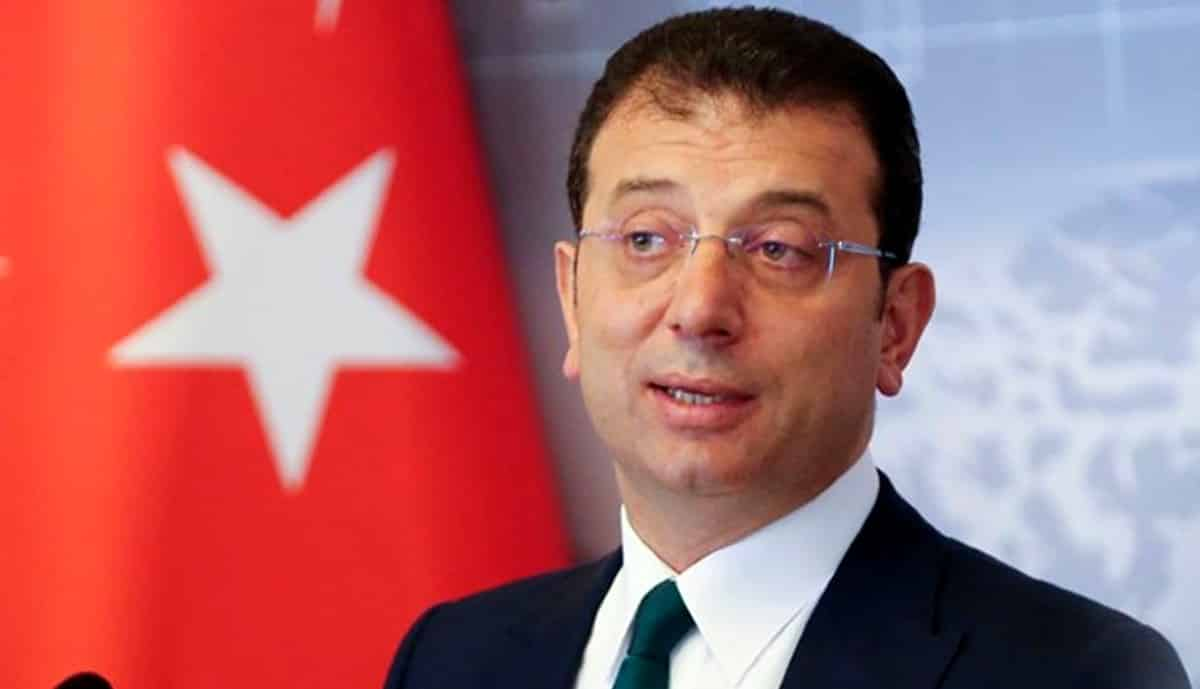 İçişleri Bakanlığı Ekrem İmamoğlu hakkında soruşturma başlattı