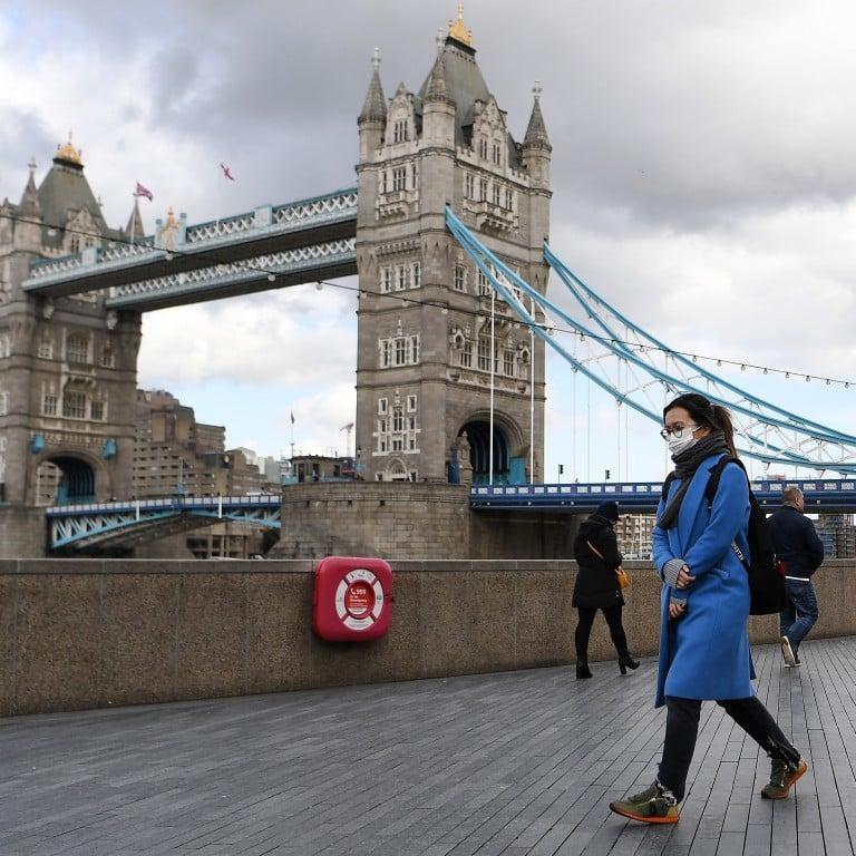 İngiltere bir günde 758 kişi hayatını kaybetti! Başbakan Johnson yoğun bakımda!