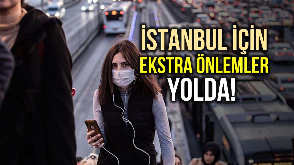 İstanbul da ekstra önlemler özel araçla trafik yasağı gündemde!
