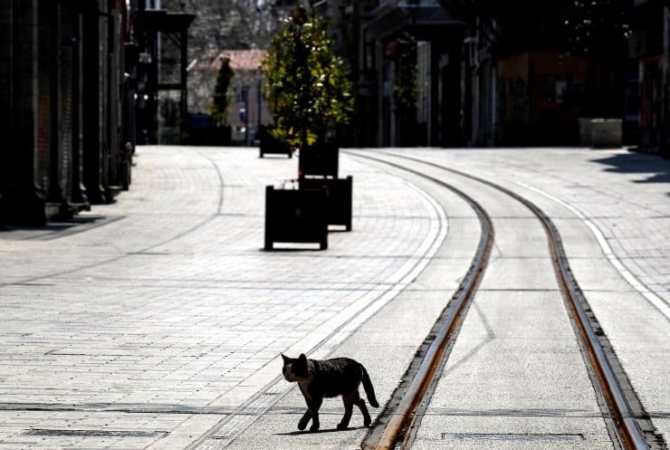 İstiklal Caddesi, Beyoğlu