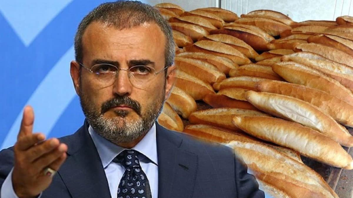 AKP Mahir Ünal: CHP belediyelerin ekmek dağıtımının devlette karşılığı paralel yapıdır