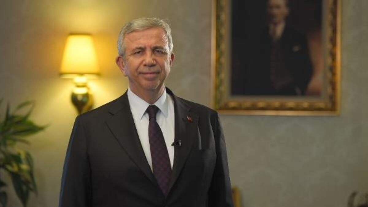 Mansur Yavaş: Ankara da nakit destek kartı dağıtımına başladık