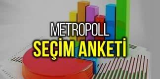 MetroPoll seçim anketi: Milletvekili seçimi olsa hangi partiye oy verirsiniz?