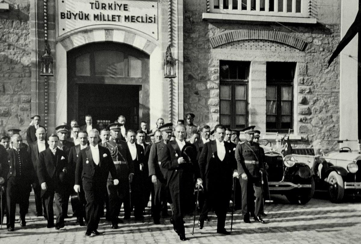 Milli Egemenliğimizin 100. Yılı: 23 Nisan 1920 - 23 Nisan 2020
