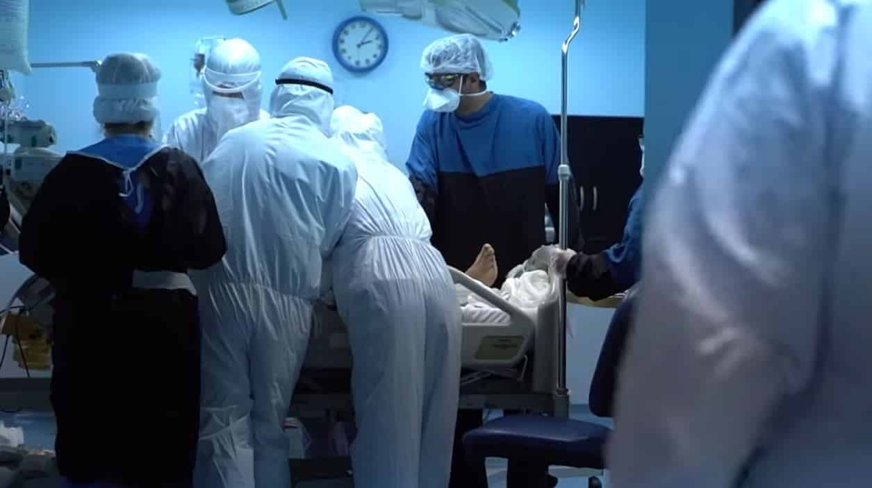 Prof. Dr. Yıldız: Evde kalmayanların, hastaların nasıl ağır tedavi gördüğünü görmesi keşke mümkün olsa