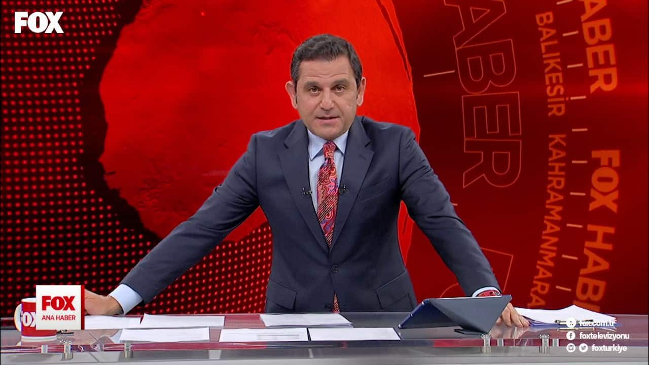 RTÜK FOX ana haber için 3 kez durdurma cezası!