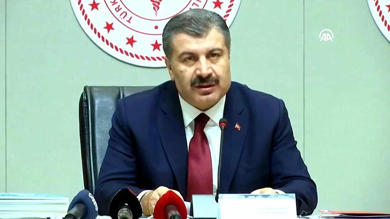 Sağlık Bakanı Fahrettin Koca en çok vaka sayısı ve ölüm görülen illeri açıkladı