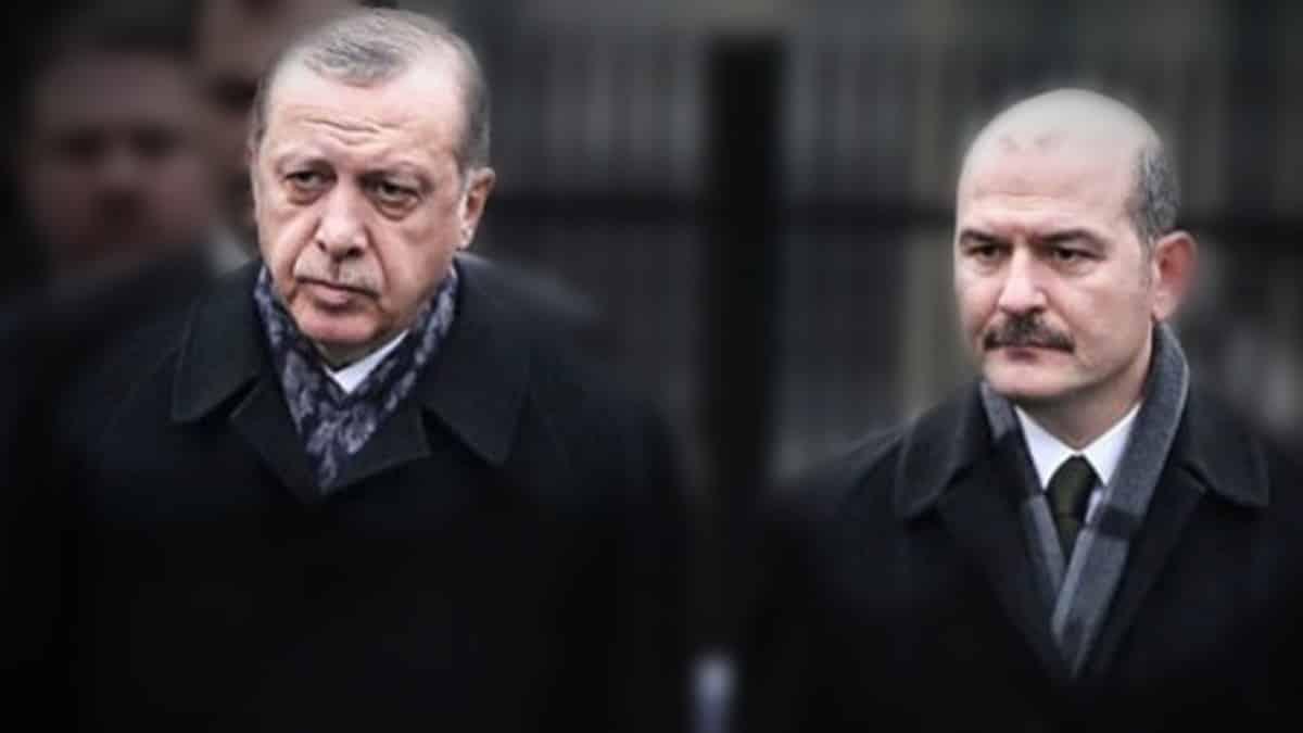 Cumhurbaşkanlığı İletişim Başkanlığı  Süleyman Soylu nun istifası kabul edilmedi