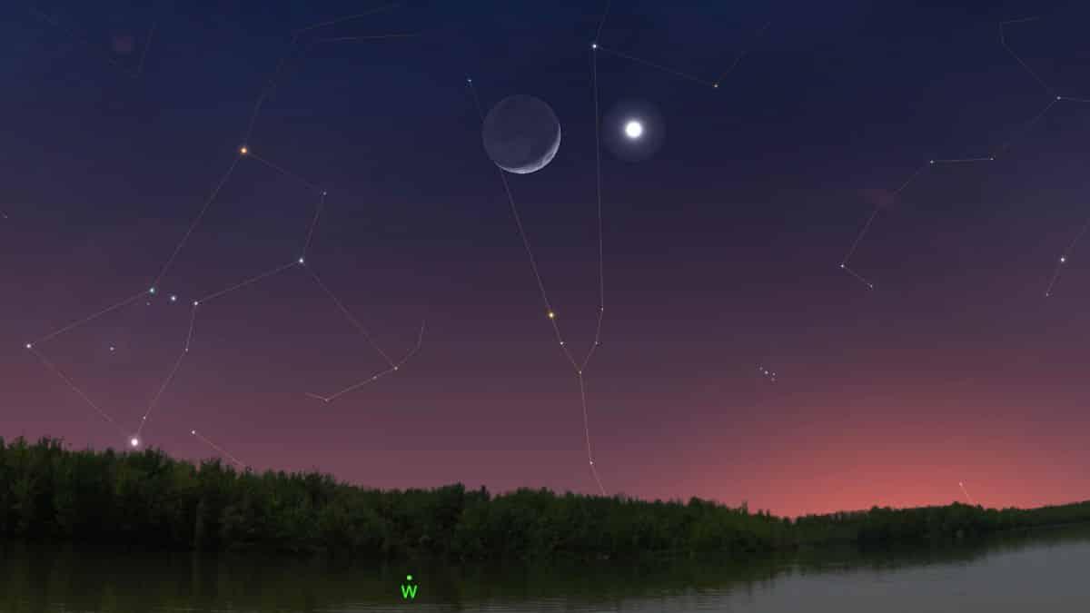 Venüs 28 Nisan en parlak haliyle görünecek: 2020 astronomi olayları