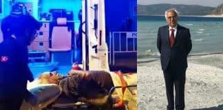 CHP Yeşilova Belediye Başkanı Mümtaz Şenel ve eşine silahlı saldırı salda gölü