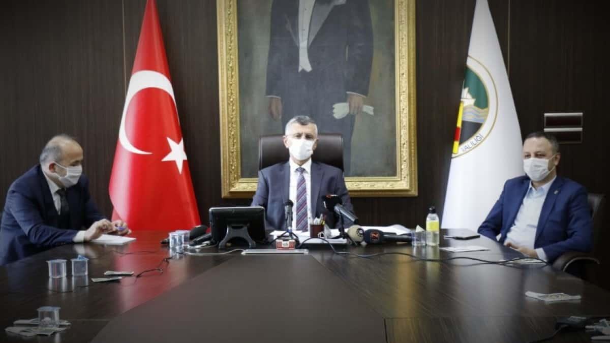 Zonguldak valisi, üzülür mü hiç böylesi?