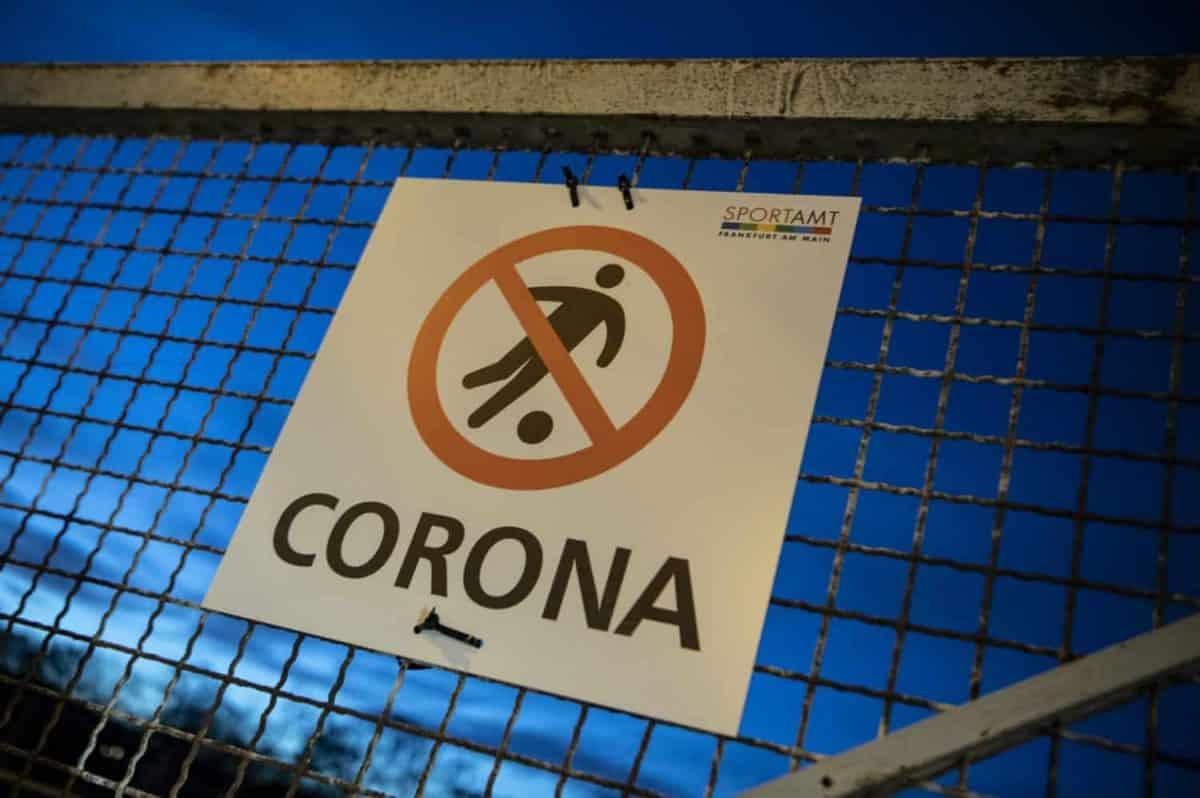 Corona virüsü tehdidi altında futbol