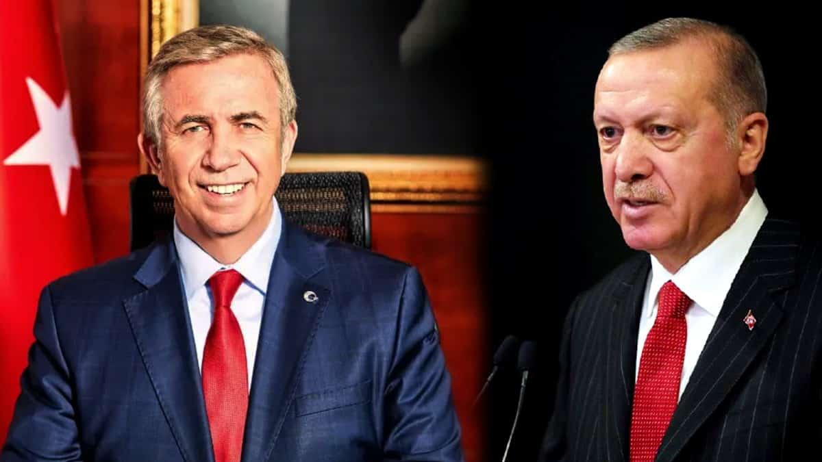 Anket: Mansur Yavaş, salgın yönetiminde Erdoğan ı geride bıraktı!