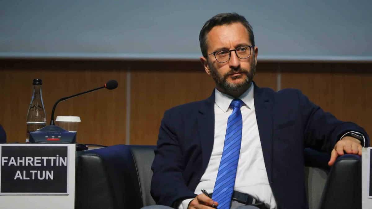 CHP li Özgür Özel ve Engin Özkoç hakkında Fahrettin Altun soruşturması