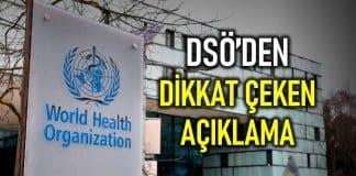 DSÖ: Corona virüsler aldatıcı virüsler olduğu için aşı üretmek zor