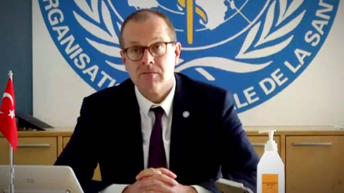 Dünya Sağlık Örgütü Türkiye yi 5 riskli ülke içinde saydı! hans kluge who europe