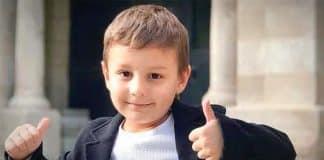 5 yaşındaki Eren 153 IQ'suyla ABD'de üstün zekalılar okuluna tam burslu giren ilk Türk oldu