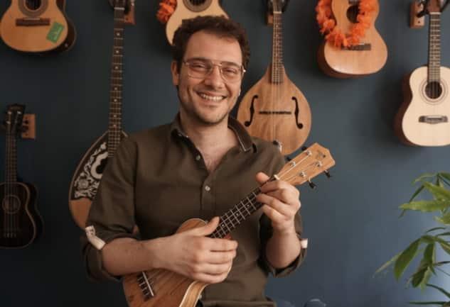 erkin soylu ukulele