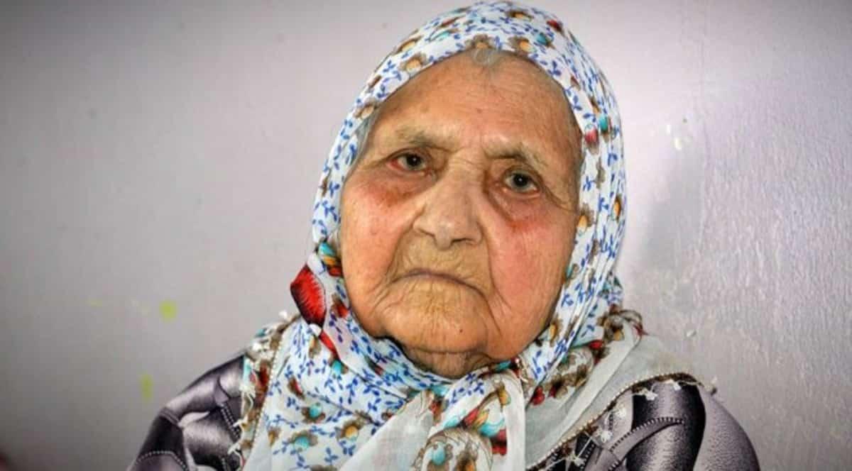 400 torun sahibi Eşe Nine coronayı yenen en yaşlı insan oldu