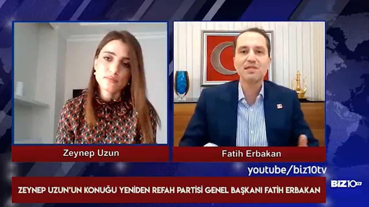 Fatih Erbakan: 15 yaşındaki biri cinsel olgunluğa erişmiştir, rızası da geçerlidir