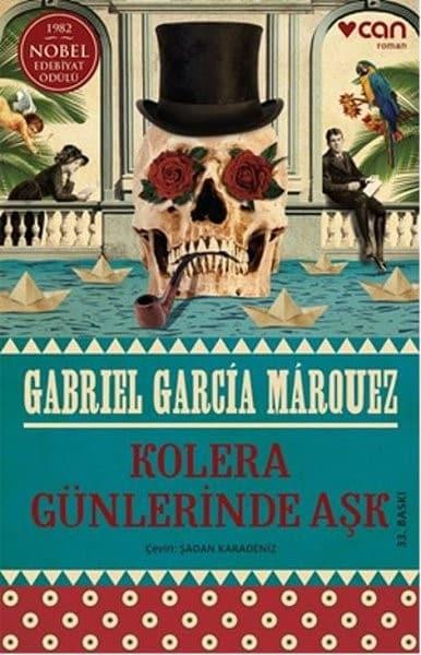 Kolera Günlerinde Aşk – Gabriel Garcia Marquez