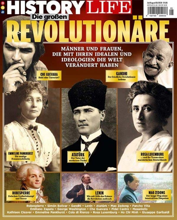 germany history life greatest revolutionists atatürk