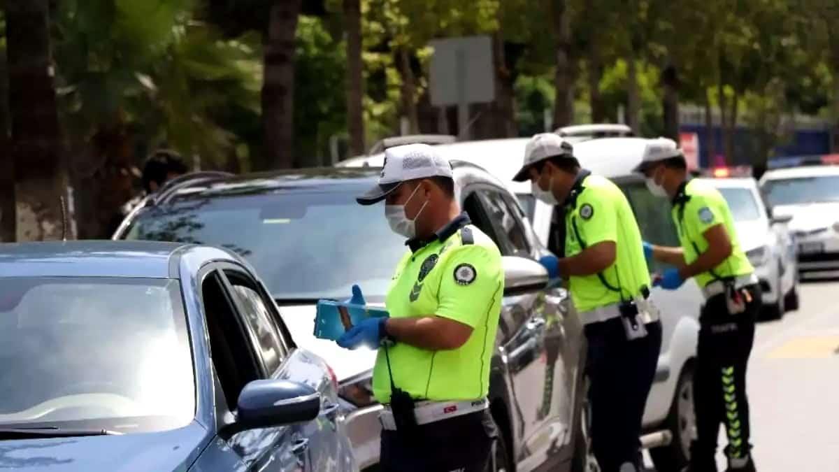 İçişleri Bakanlığı Yaz Mevsimi Trafik Tedbirleri genelgesi