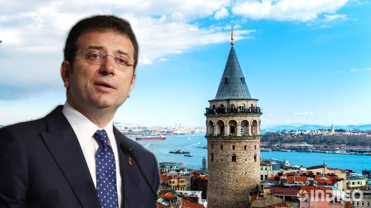 Ekrem İmamoğlu Kültür Bakanı mehmet nuri ersoy Galata Kulesi mektubu: Neden İBB'den gizlendi?