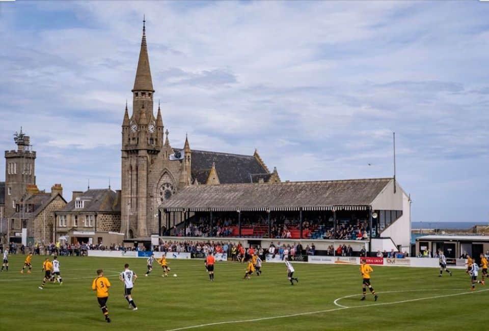 Fraserburgh iskoçya futbol