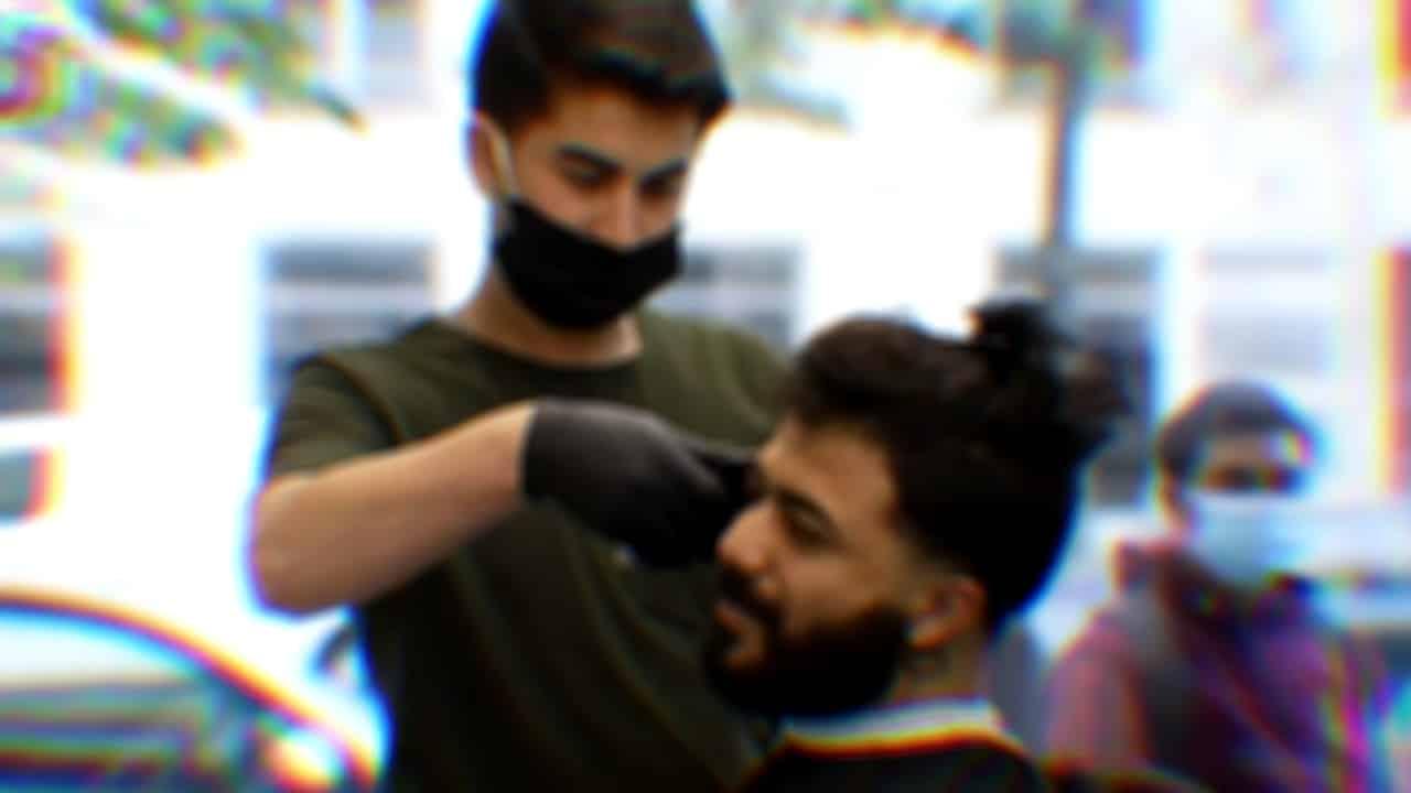 Berberlerde yüzde 40 varan zamlı fiyat tartışması saç sakal tıraşı 45 tl