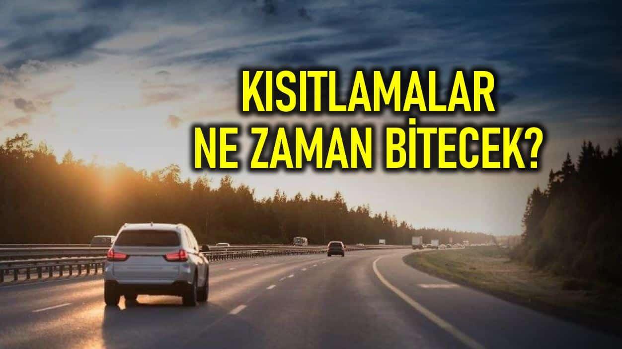 İstanbul seyahat yasağı ne zaman kalkıyor? Ne zaman tatile gidebileceğiz?