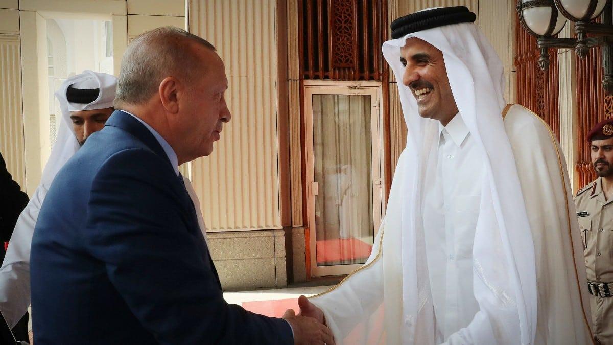 Katar ile Türkiye arasında 10 milyar dolarlık swap (TL - Riyal) anlaşması