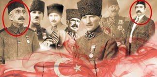 Sabah gazetesi 19 Mayıs haberinde Atatürk ün yanına Vahdettin ve Damat Ferit koydu