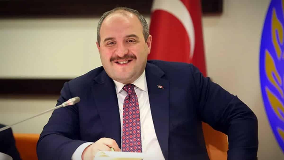 Sanayi ve Teknoloji Bakanı Varank: 250 milyon ücretsiz maske dağıttık