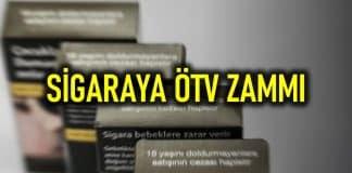 Sigara ÖTV oranı yüzde 17.2 arttı: En ucuz sigara 13 TL olacak!
