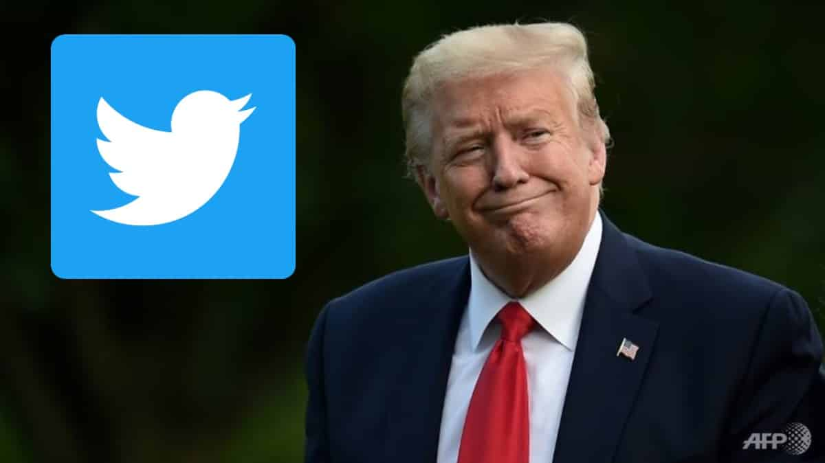 Twitter Trump kararname: Paylaşımı bayraklandı!