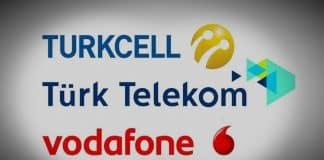 Üç GSM operatörüne de ulaşılamıyor, üçü de birbirini suçluyor! turkcell türk telekom vodafone
