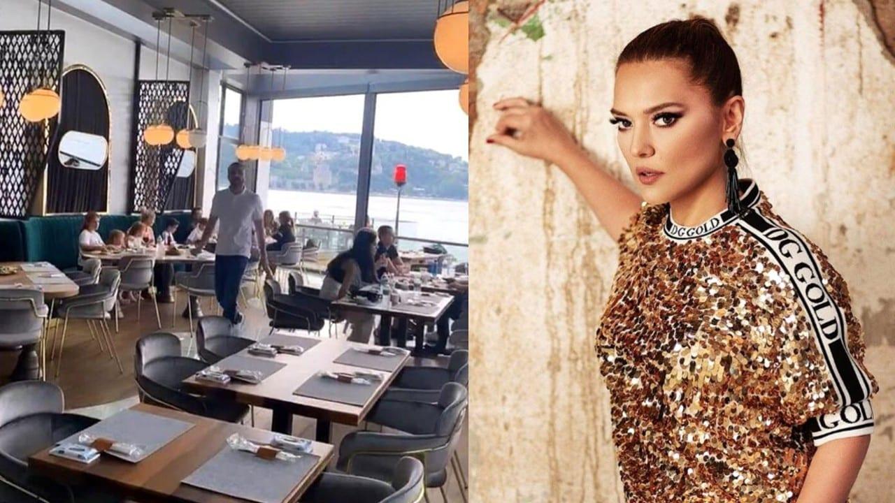 Demet Akalın geçinemiyorum demişti, Boğazda lüks restoran açtı!