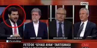 AKP Medya Başkan Yardımcısı Emre Cemil Ayvalı istifa etti