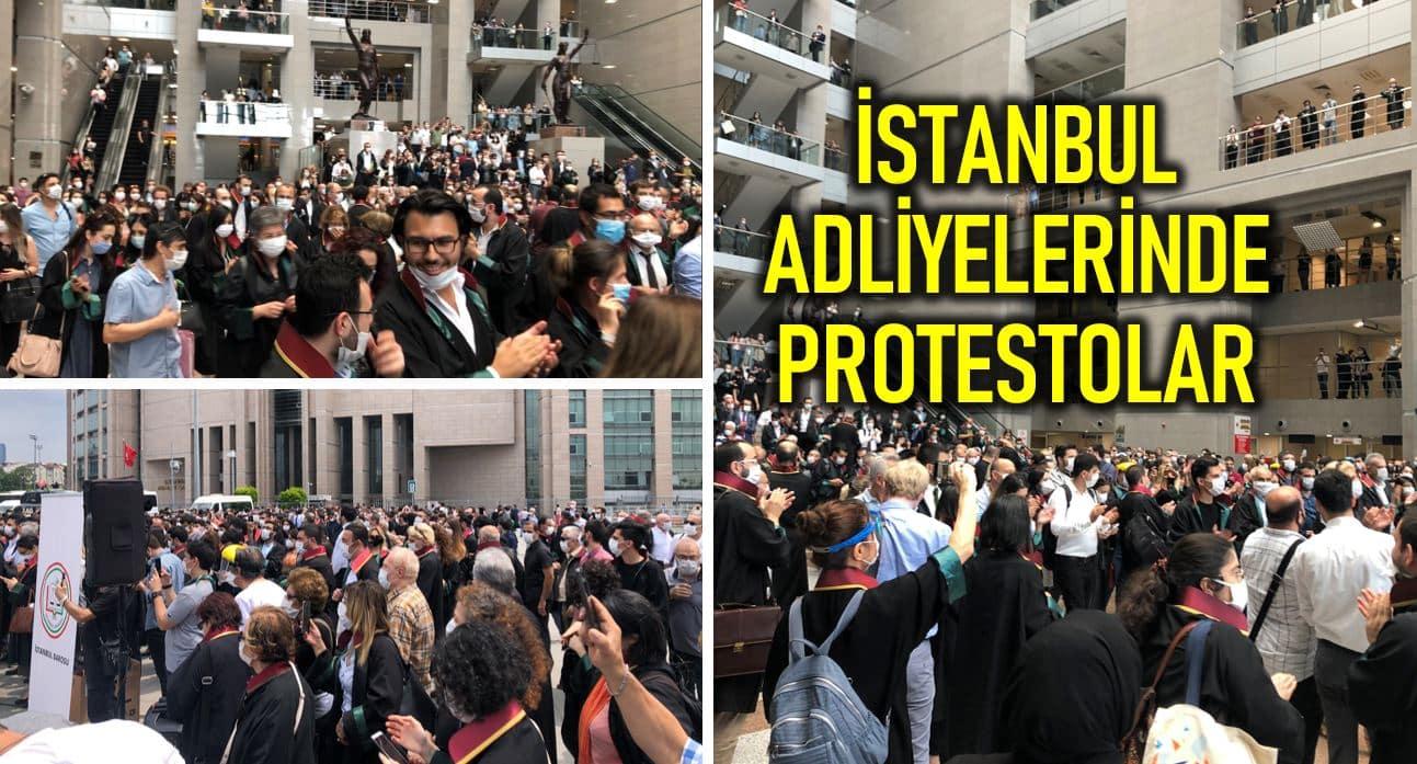 barolar İstanbul Adalet Sarayı