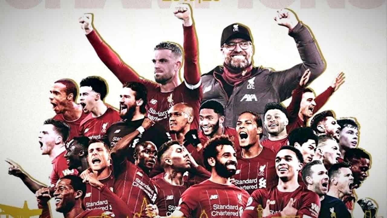 Liverpool Premier Lig