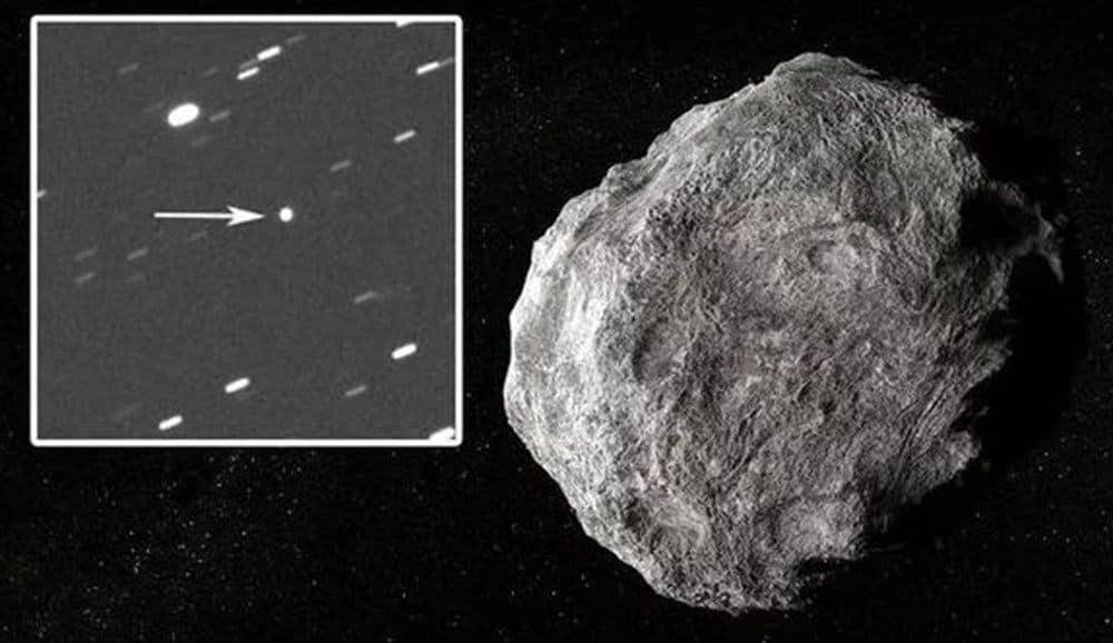 meteor çarpması asteroid