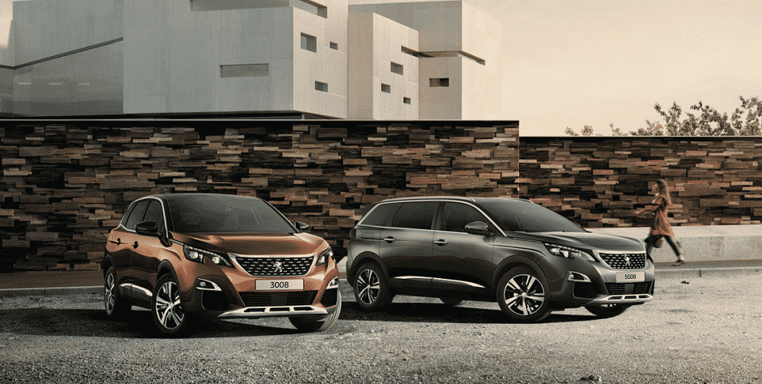 Peugeot 3008, 5008, 508, 208 Signature ve 308 modelleri
