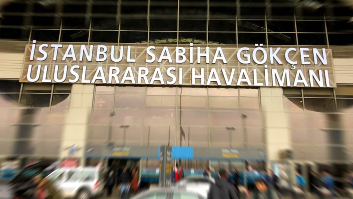 Sabiha Gökçen Havalimanı seferler başladı!