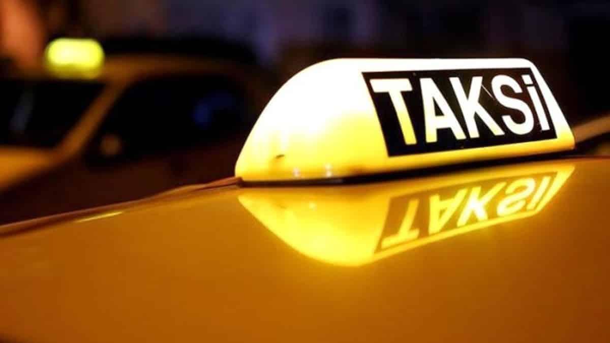 taksiye müşteri almama