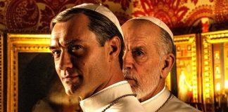 Kapak foto: The New Pope (Yeni Papa) - Türkiye'de Blutv'de yayınlanıyor.