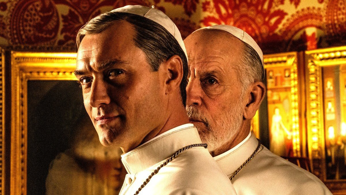 Time dergisi seçti: 2020 yılının en iyi 10 dizisi Kapak foto: The New Pope (Yeni Papa) - Türkiye'de Blutv'de yayınlanıyor.