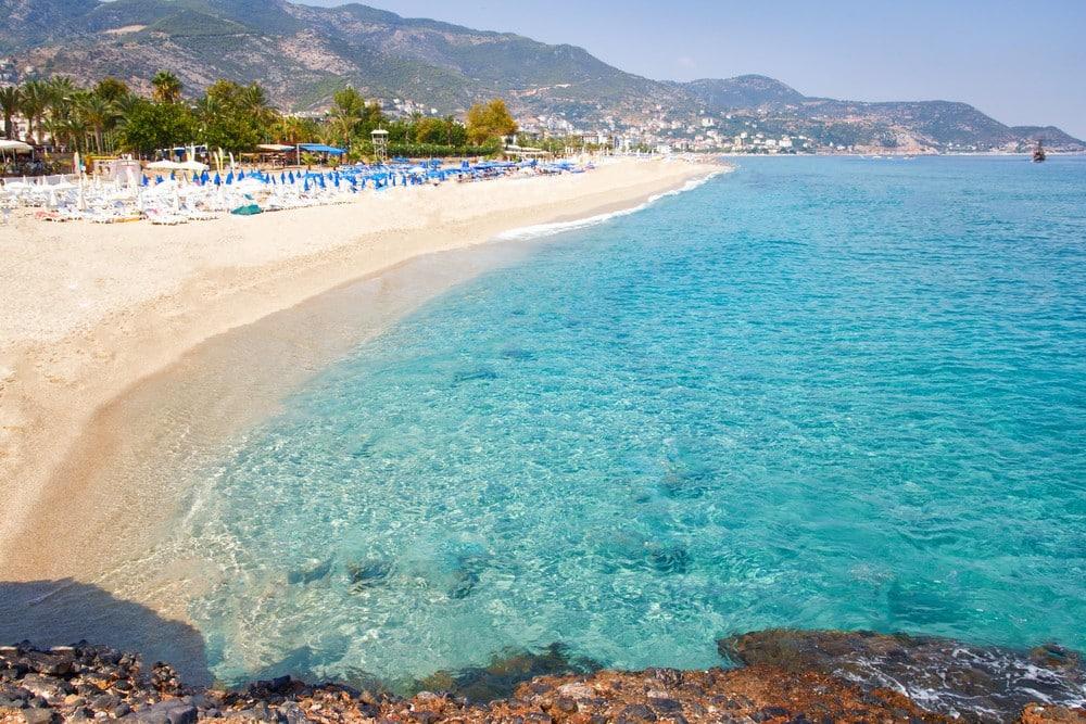 Kleopatra Plajı, Alanya