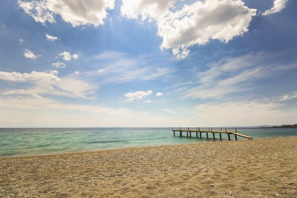 Kadırga Koyu Plajı, Assos