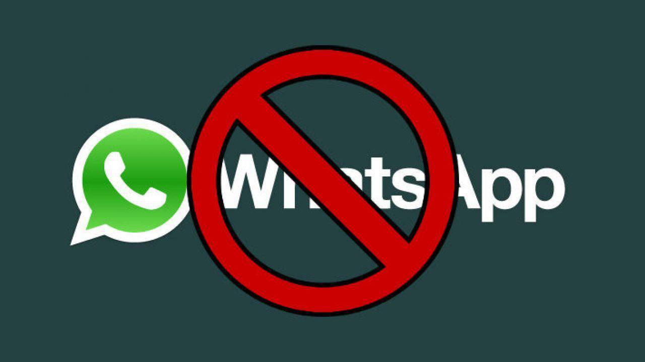 whatsapp yasağı